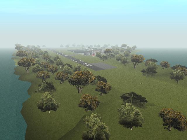 Octavia Island by dawn